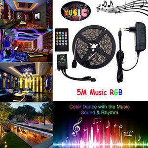 BANDE - RUBAN LED Musique Ruban led bande lumineuse, Ruban lumineux