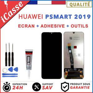 ECRAN DE TÉLÉPHONE Huawei P Smart 2019 Ecran LCD NOIR + Vitre Tactile