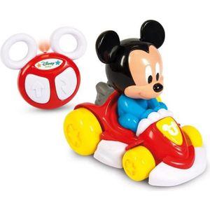 TABLE JOUET D'ACTIVITÉ CLEMENTONI Disney Baby  - Voiture Radiocommandée M