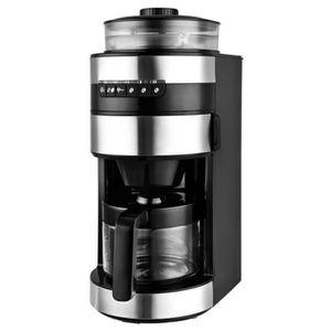 CAFETIÈRE Kalorik - cafetière filtre 6 tasses 750w avec broy