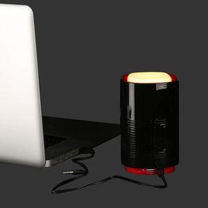 ENCEINTE NOMADE Enceinte haut parleur bluetooth avec lampe intégré