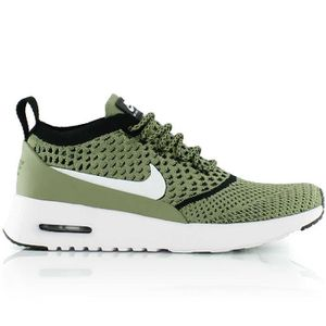 Carbon Green Covers this Nike Air Max Thea •
