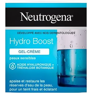 HYDRATANT VISAGE NEUTROGENA Hydro Boost Hydratant Gel-Crème - 50 ml