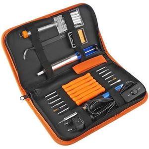 FER - POSTE A SOUDER Kit de Soudage 220V  Iron Electrique Réglable 60W