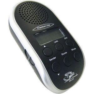 DÉCORATION DE VÉLO PLL-FM tuner vélo-radio Security Plus BR 23 0223