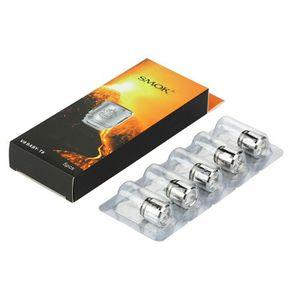 CIGARETTE ÉLECTRONIQUE Pack 5 Résistances TFV8 V8 Baby-T6 0.2 ohm Patente
