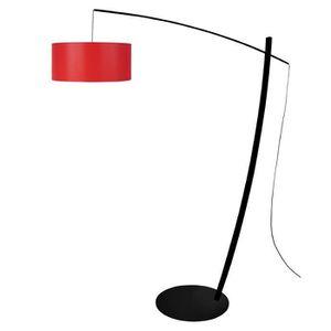 LAMPADAIRE Lampadaires CAVALAIRE TOSEL Rouge