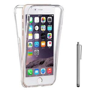 COQUE - BUMPER Pour Apple iPhone 6- 6s: Coque Silicone Gel ultra