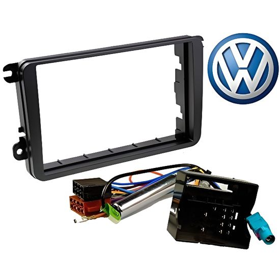 Pioneer AVH-X8800BT 100 mm Remplacement Double Din Autoradio Stéréo Cage Kit
