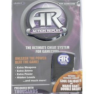 ACTION REPLAY + FREELOADER