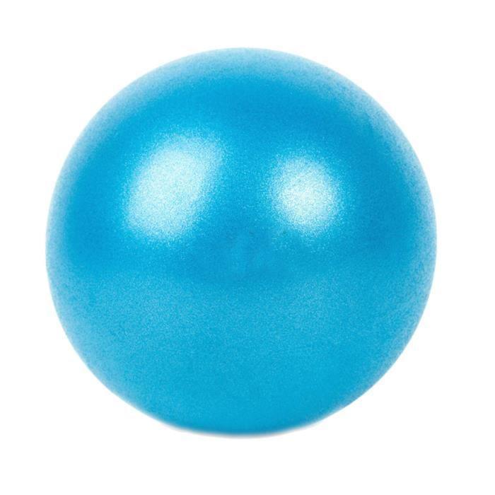 【Tapis de yoga】Ballon de Yoga Fitness pour Fitness Pilates Exercice Stabilité Balle Balle 25cm_GTT3511