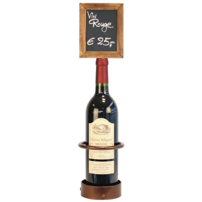 Présentoir pour bouteille de vin
