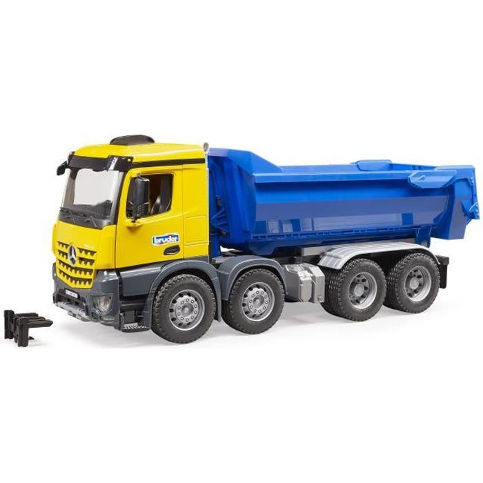 BRUDER - 3623 - Camion benne MB Arocs - Echelle 1:16