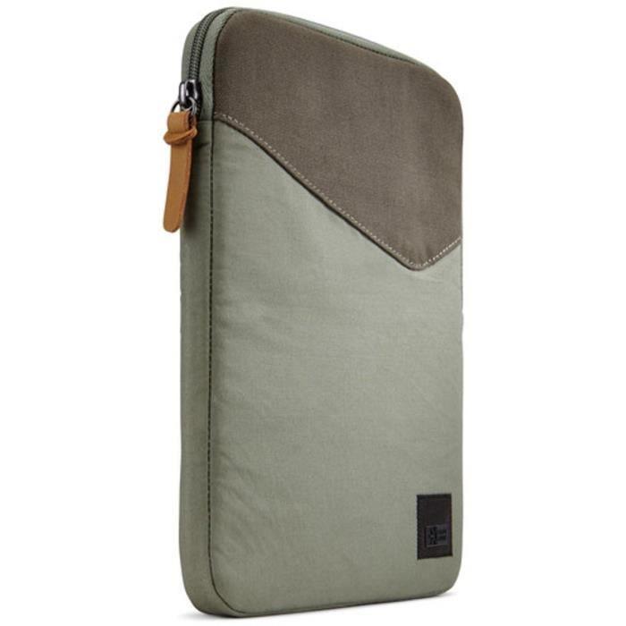 CASE LOGIC Housse ordinateur portable LoDo Sleeve - 10.1- - Vert pétrole