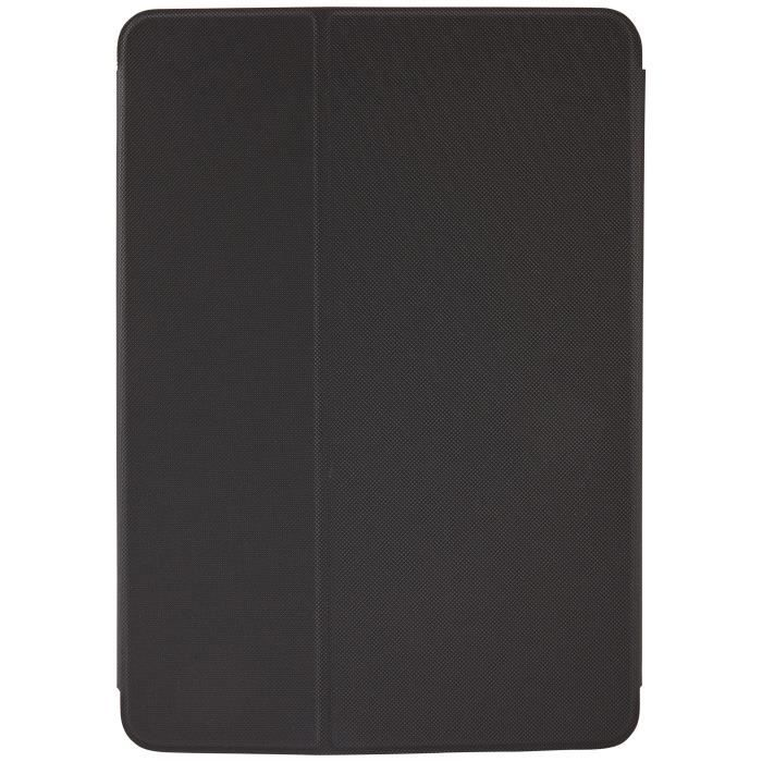 CASE LOGIC - SNAPVIEW FOLIO- IPAD 10IN BLACK IPAD 7TH GE - Couleur:Noir