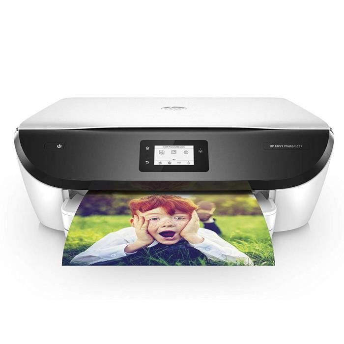 HP Envy Photo 6232 4800 x 1200DPI A Jet d'encre Thermique A4 13ppm WiFi - Multifonctions
