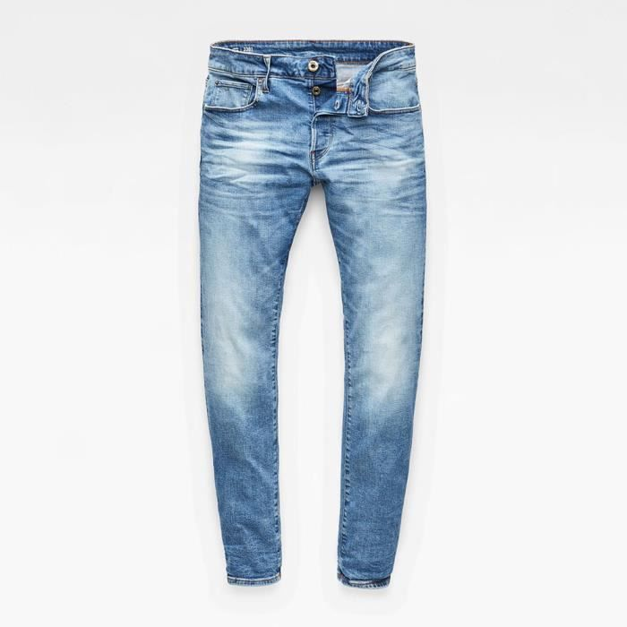Vêtements Homme Pantalons Gstar 3301 Slim