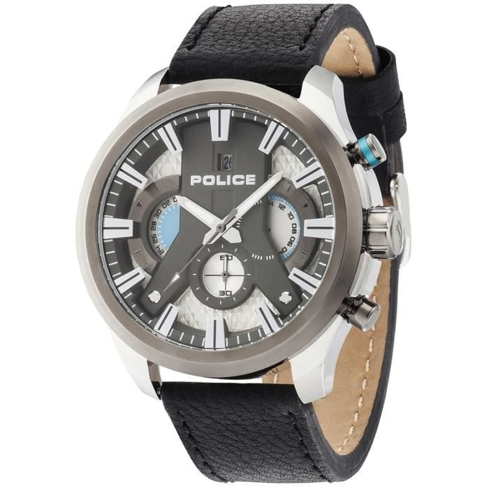 Montre homme POLICE CYCLONE R1471668003. Fashion.