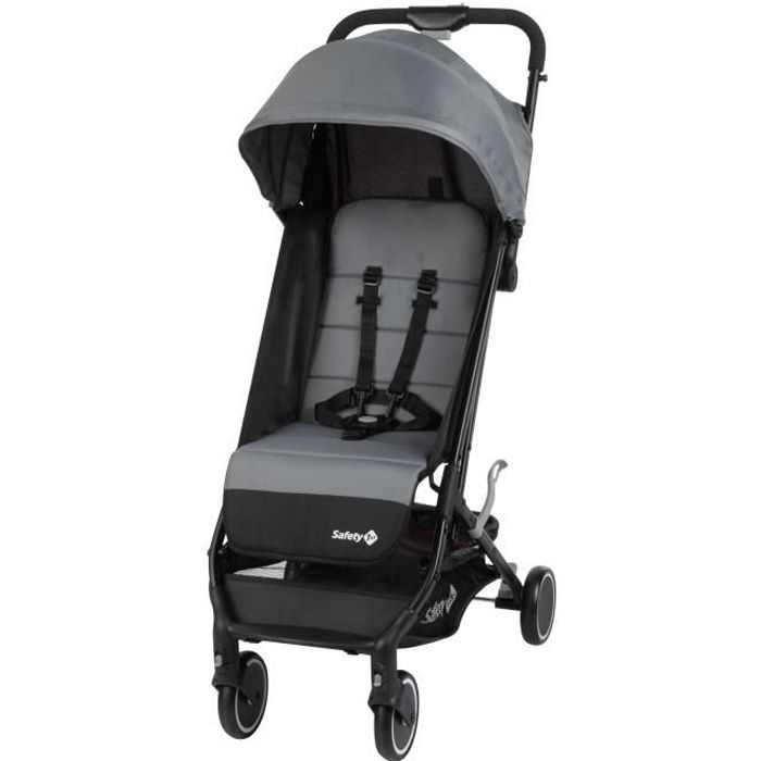 SAFETY FIRST Poussette Soko Black Grey