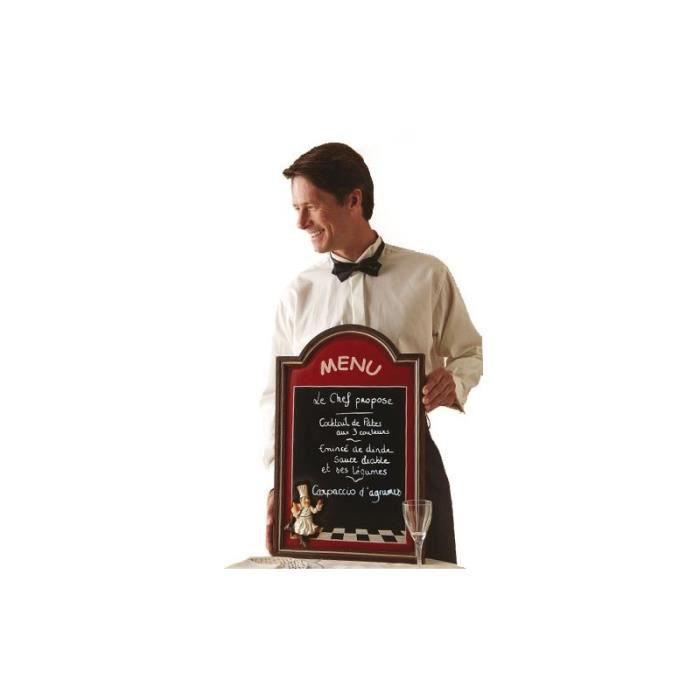Ardoise menu -Mon Restaurant- 60 x 40cm
