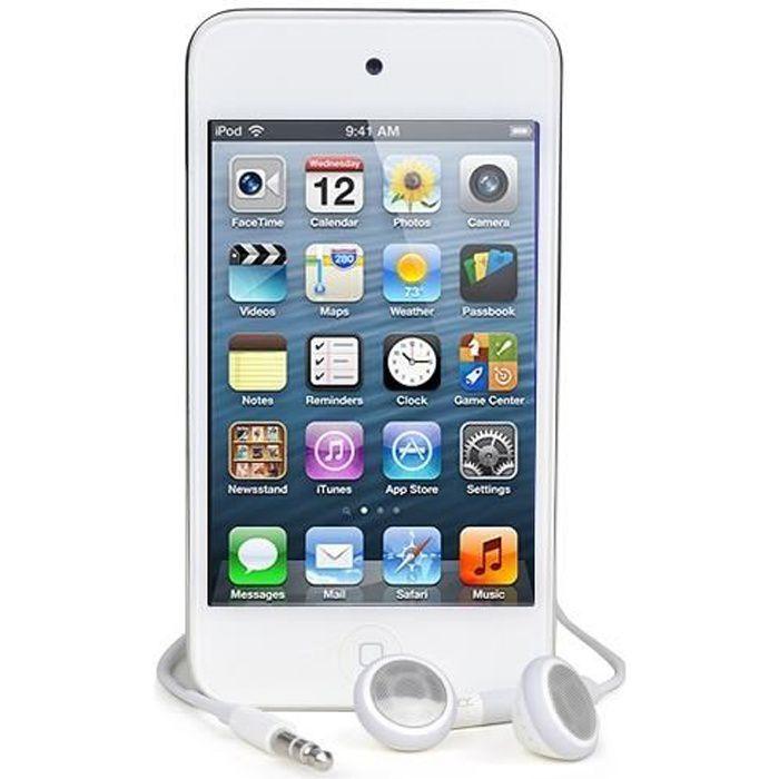 TABLETTE TACTILE Apple iPod touch 4e génération 8 Go Wi-Fi - écran