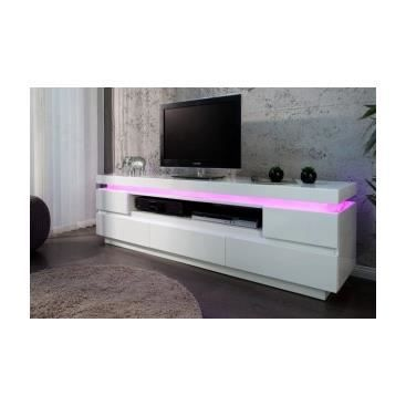 Meuble tv hifi design banc de salon cuisine int rieur pas - Meuble tv 2m long ...