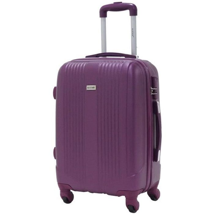 bagages valise taille cabine cm alistair airo abs f  auc