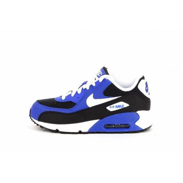 Basket Nike Air Max 90 Cadet (PS… Noir Noir - Cdiscount Chaussures