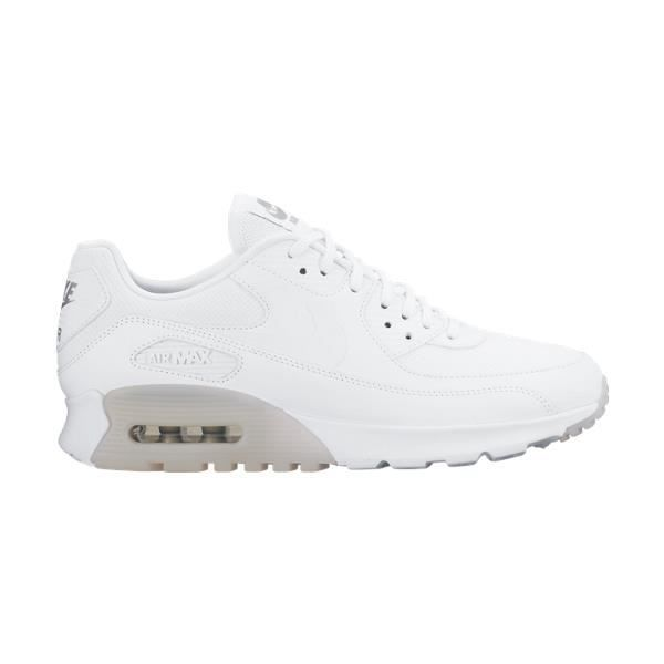 new arrival 14ce7 99d88 Basket NIKE AIR MAX 1 ULTRA ESSENTIAL Blanc - Achat / Vente basket ...