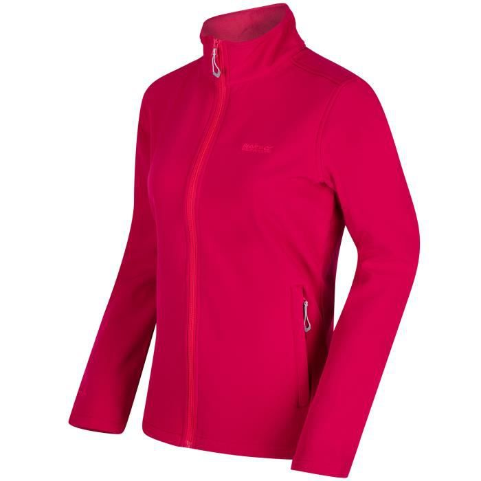 Rose Connie Femme Veste Iii Regatta Achat Softshell ZXqwUUd