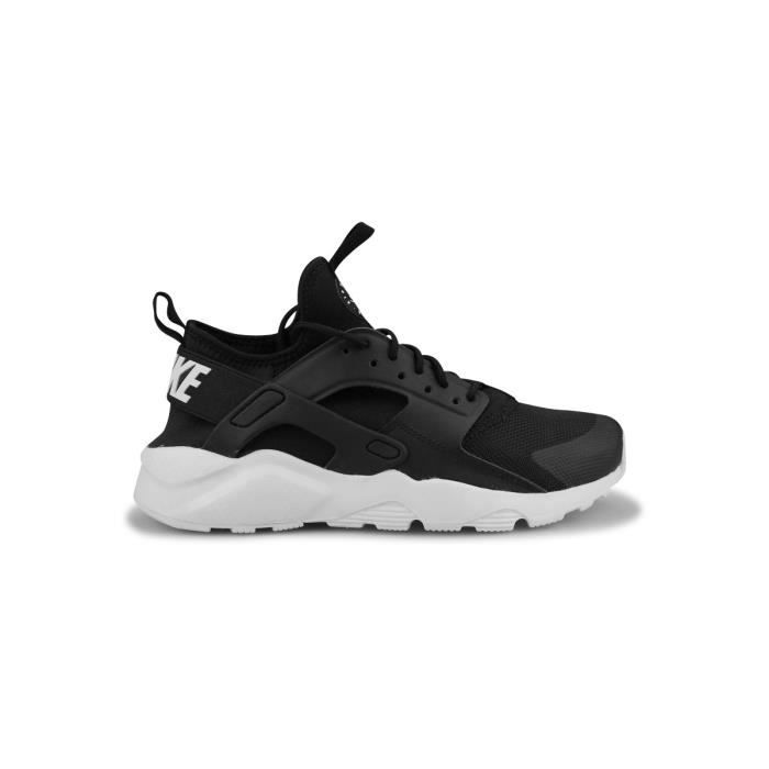Baskets Nike Air Huarache Run Ultra Junior Noir