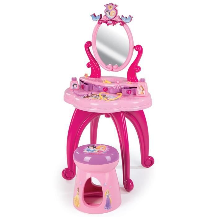 disney princesse coiffeuse achat vente coiffeur esth tique cdiscount. Black Bedroom Furniture Sets. Home Design Ideas
