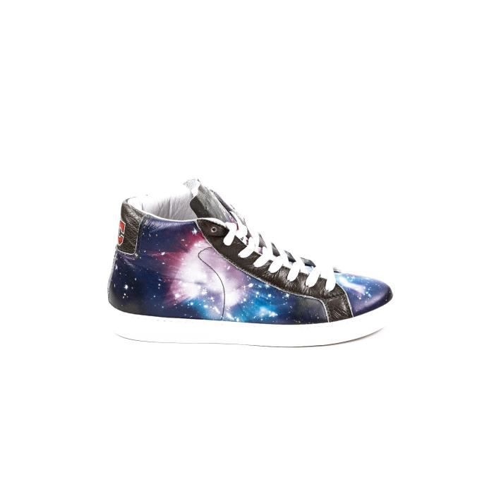 Chaussures Milky Way Galaxie Nig...