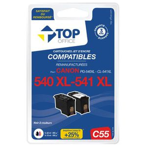 CARTOUCHE IMPRIMANTE Pack de cartouches d'encre compatibles CANON : PG5