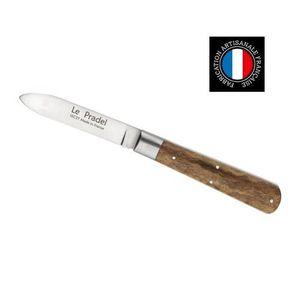 MÉNAGÈRE Couteau pliant regional Le Pradel - Manche 11 cm