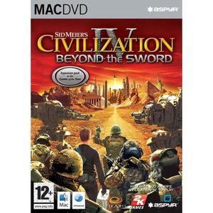 JEU PC Civilization IV : Beyond the Sword [import alle…