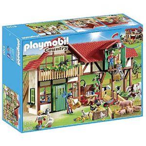 ENCLOS - CHENIL Playmobil - 6120 - Grande ferme