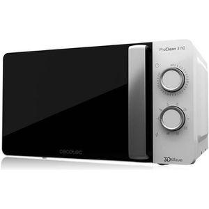 MICRO-ONDES Micro-ondes blanc avec grille et revêtement Ready2