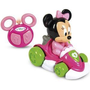 JOUET À TIRER CLEMENTONI Disney Baby  - Voiture Radiocommandée M