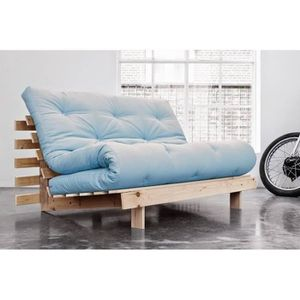 canape convertible scandinave bleu achat vente canape. Black Bedroom Furniture Sets. Home Design Ideas