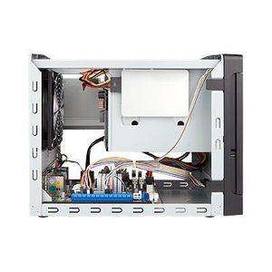 BOITIER PC  In Win MS04.265P.SATA - Boîtier Mini Tour pour ser