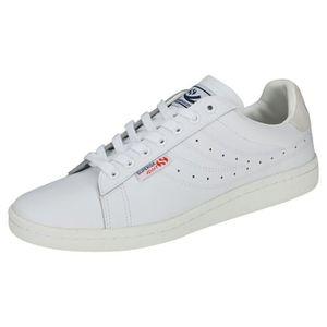 new arrivals cheap price top fashion Superga 4832 Efglu Ivan Lendl Homme Baskets Blanc - 7 UK Blanc ...