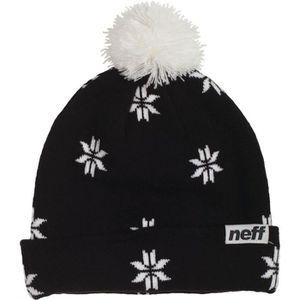 BONNET DE SPORT NEFF Snower Bonnet - Noir - Femme