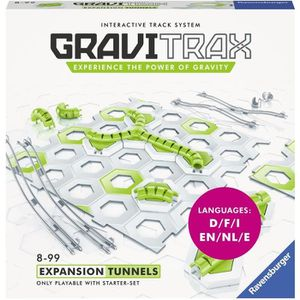 ASSEMBLAGE CONSTRUCTION GRAVITRAX set d'extension Tunnels