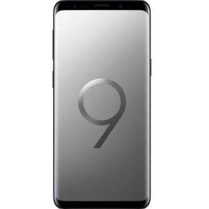 SMARTPHONE SAMSUNG Galaxy S9 Dual Sim 4G 128Go Gris