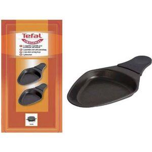 APPAREIL À RACLETTE Xa400102. Coupelle Ovale Pour Raclette Livre X2 -