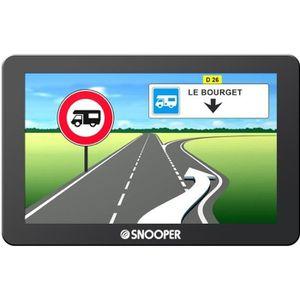 GPS AUTO SNOOPER GPS Camping Car Ventura 6600 Ecran 7