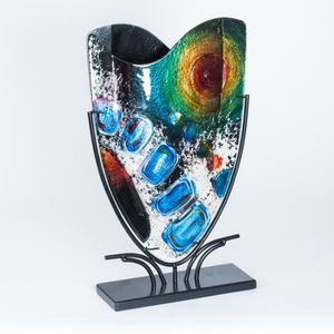 VASE ONDE PABLO GRAND MODELE TABLE PASSION