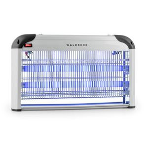 4fd21ca948ec39 TOP AVIS CONSO. LAMPE ANTI-INSECTE Waldbeck Mosquito Ex 5000    Désinsectiseur électri ...