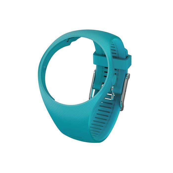 POLAR Bracelet pour Montre M200 - Bleu - Taille M/L